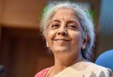 Nirmala Sitharaman, Aatma Nirbhar Bharat